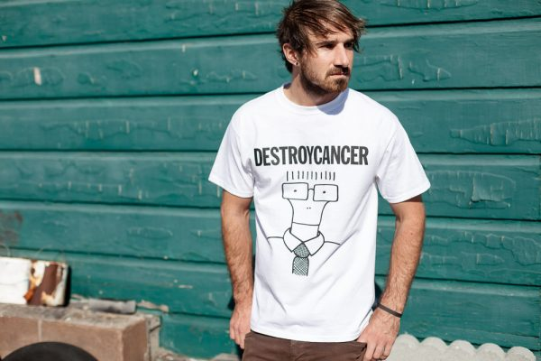 Destroy Cancer - Milo Goes to a Non-profit shirt